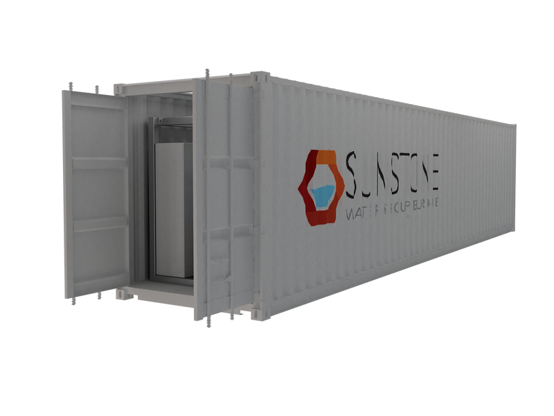 Innovative water purification - Sunstone Water Group Europe